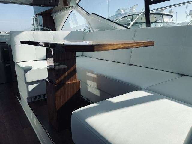 2021 Cruisers Yachts boat for sale, model of the boat is 54CANTIUS & Image # 44 of 60
