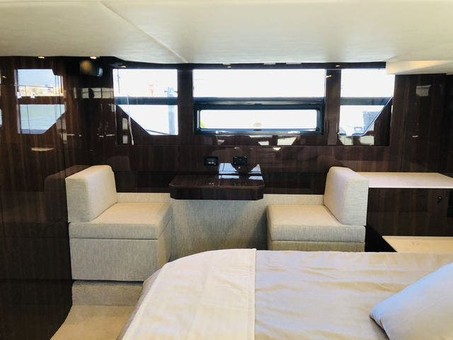 2021 Cruisers Yachts boat for sale, model of the boat is 54CANTIUS & Image # 45 of 60