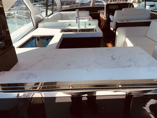 2021 Cruisers Yachts boat for sale, model of the boat is 54CANTIUS & Image # 54 of 60
