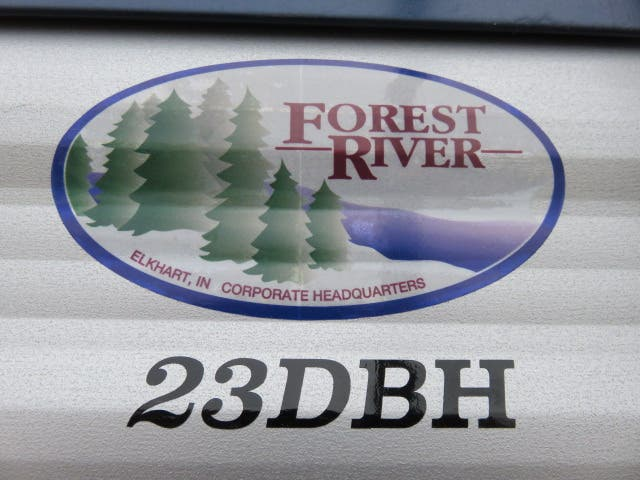 2021 Forest River Cherokee GREY WOLF 23DBH Thumbnail