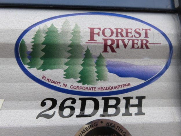 2021 Forest River Cherokee Grey Wolf  Thumbnail