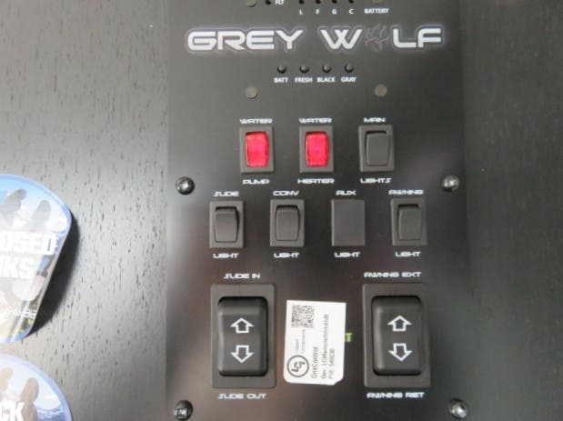 2021 Forest River Cherokee Grey Wolf 23MK Thumbnail