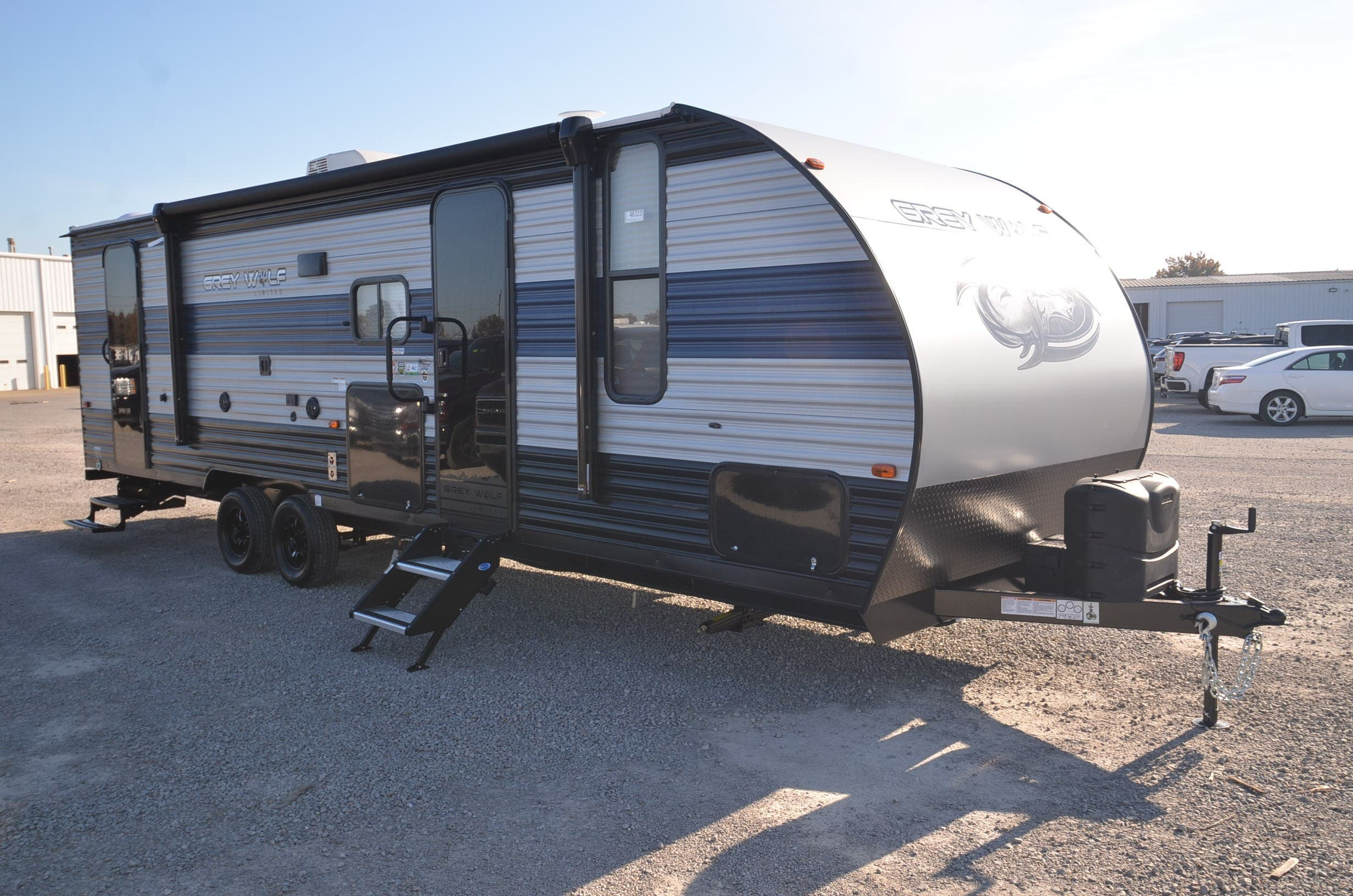 2021 Forest River Cherokee Grey Wolf 26DBH - RVs for Sale ...