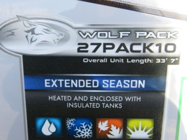 2021 Forest River Cherokee Wolf Pack 27PACK10 Thumbnail