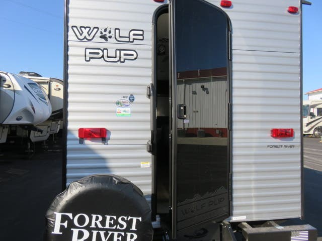 2021 Forest River Cherokee Wolf Pup 14CC Thumbnail
