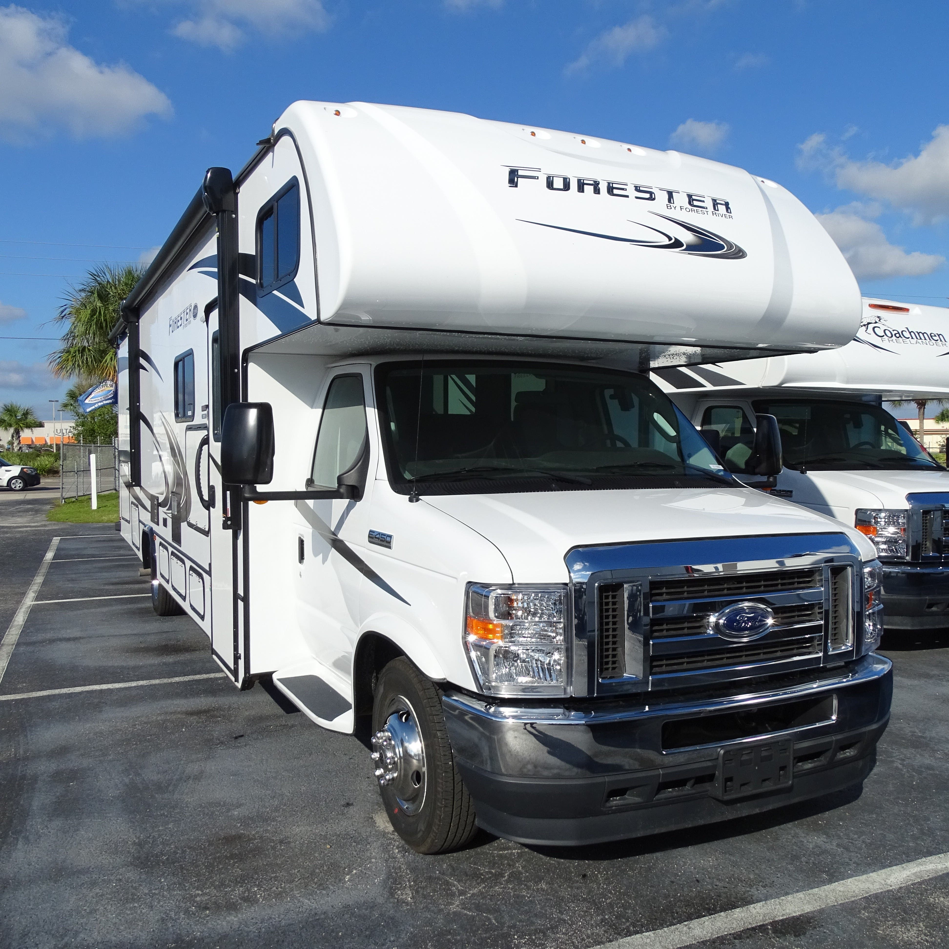 2021 Forest River Forester 3011DS