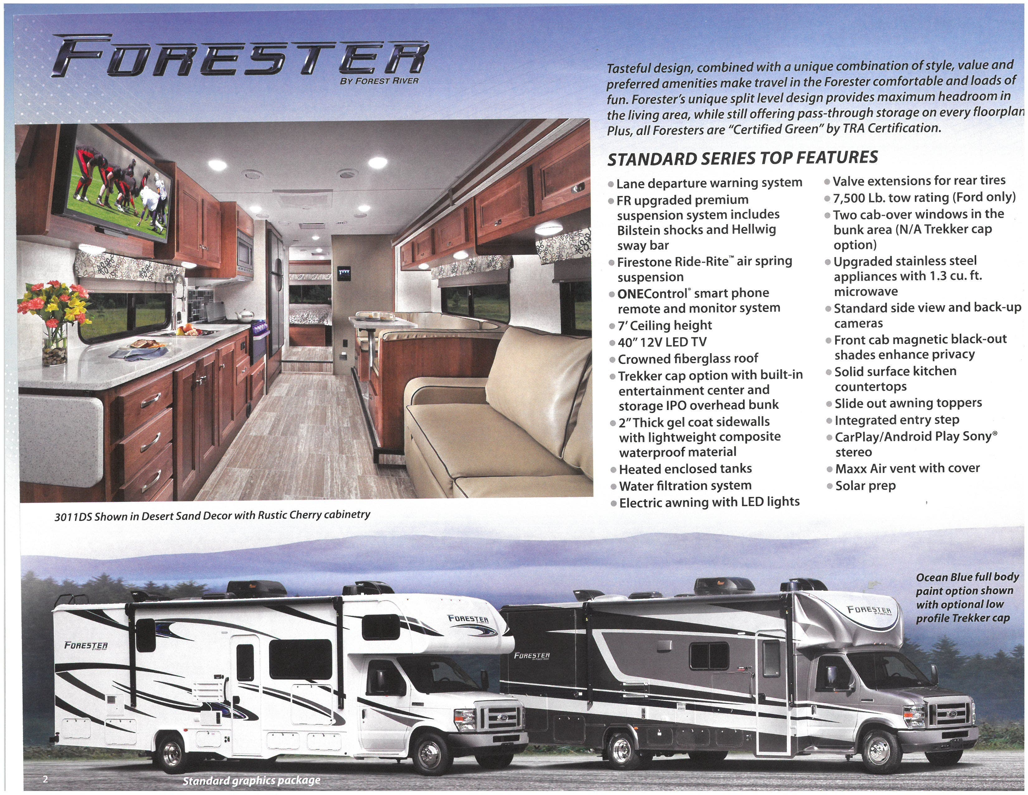 2021 Forest River Forester 2401T Thumbnail