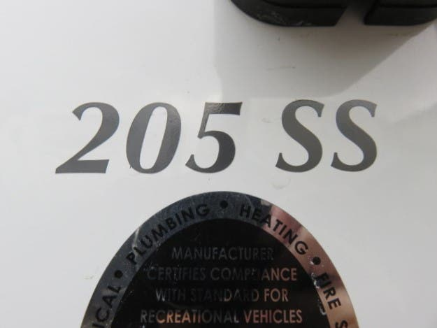 2021 Forest River Palomino Solaire 205SS Thumbnail