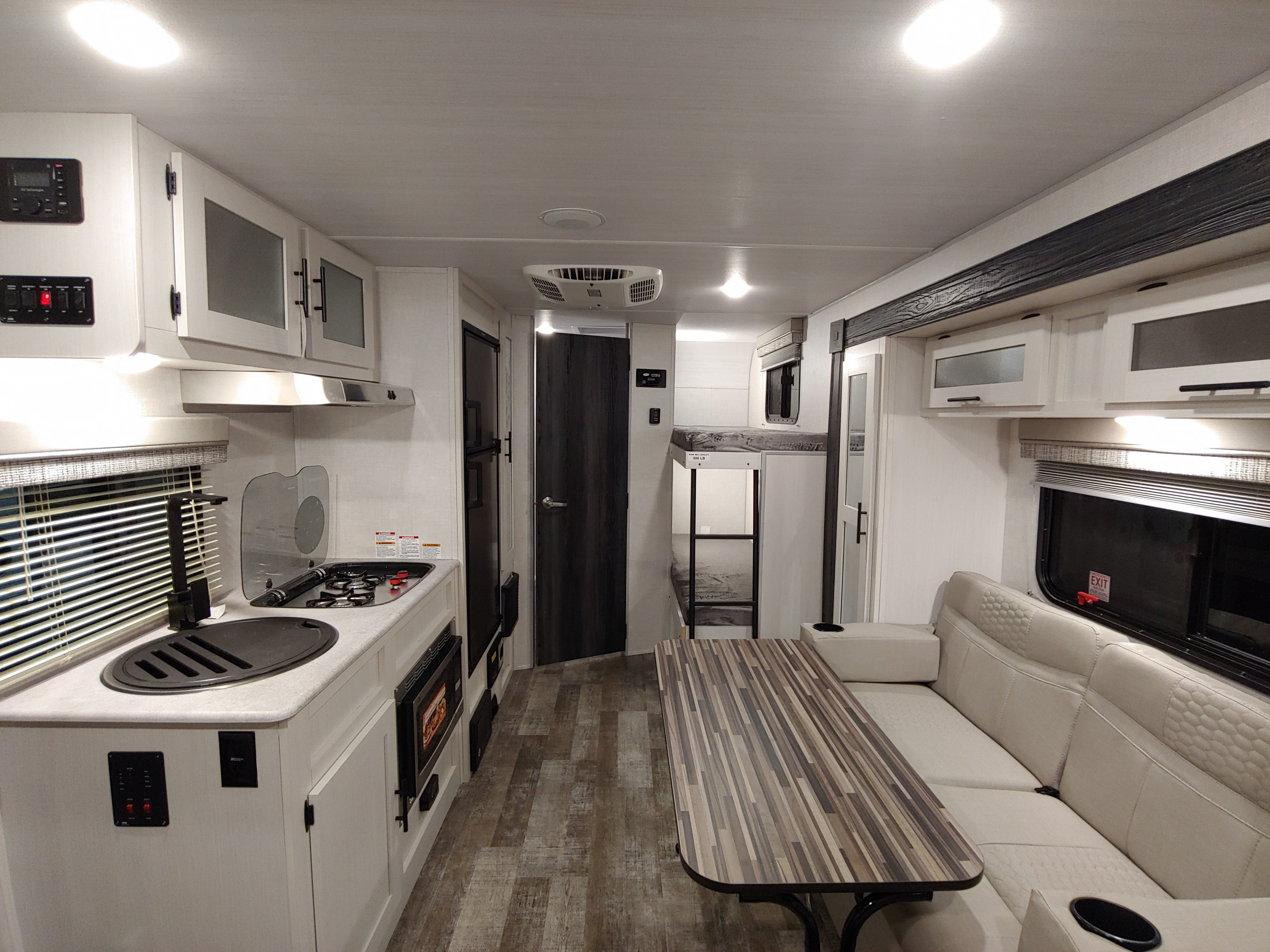 2021 Forest River R-Pod -193 - Cambridge, OH - 025597 for ...