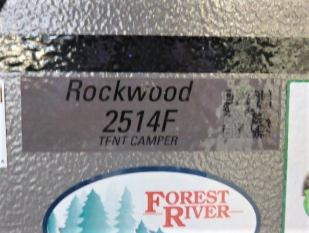 2021 Forest River Rockwood Freedom 2514F Thumbnail