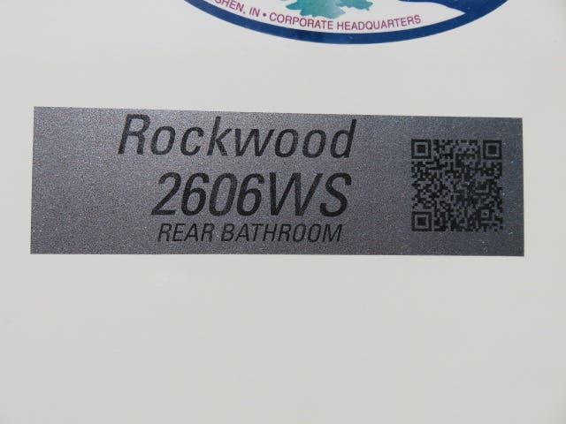 2021 Forest River Rockwood Ultra Lite 2606WS Thumbnail