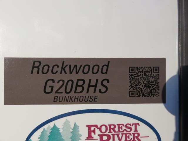 2021 Forest River Rockwood Geo-pro G20BHS Thumbnail