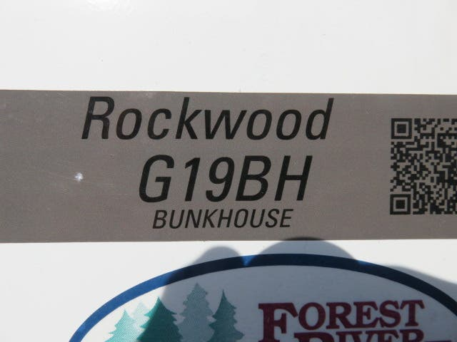 2021 Forest River Rockwood Geo Pro 19BH Thumbnail