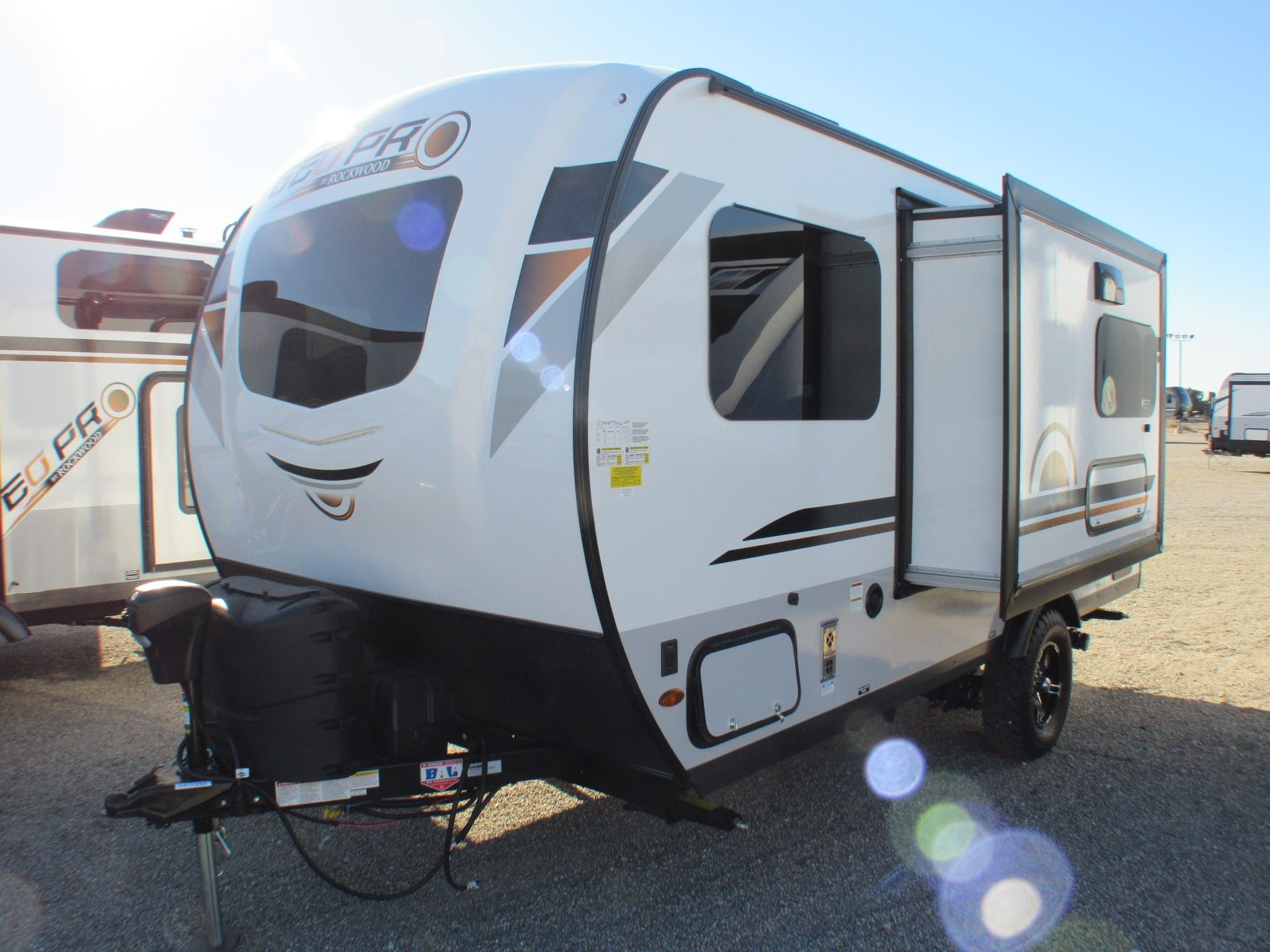 2021 Forest River Rockwood Geo Pro G16BH - Inventory   RV ...