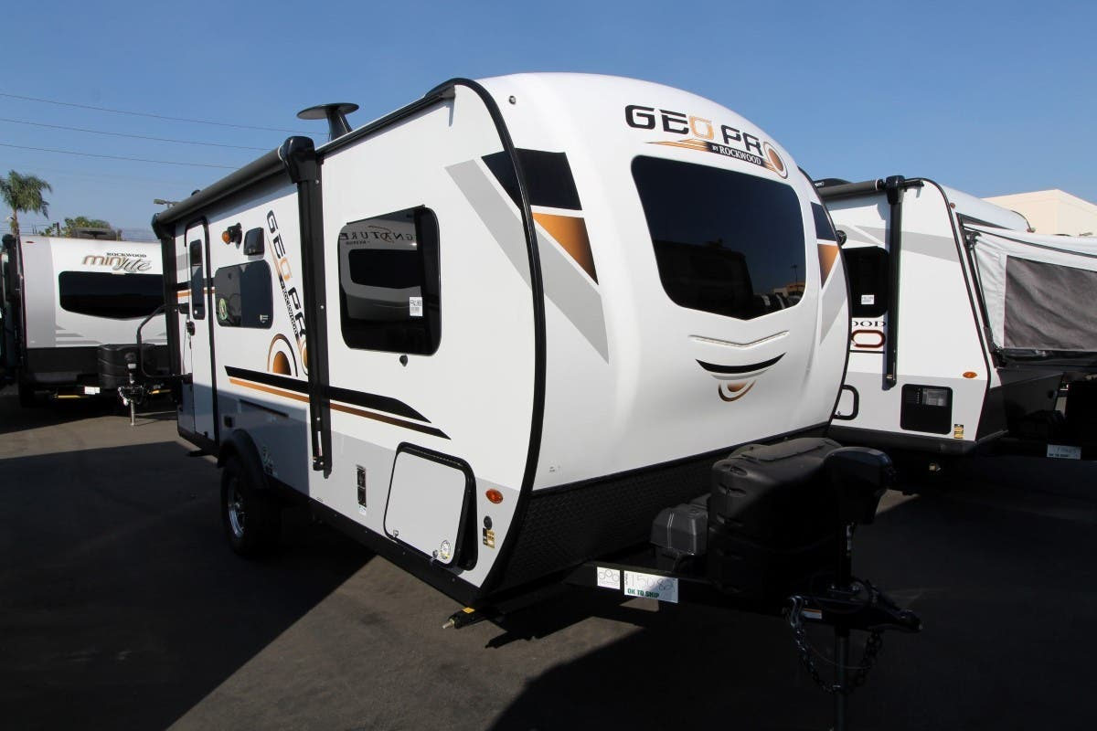 2021 Forest River Rockwood Geo Pro 19FBS - Giant RV ...