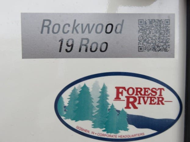 2021 Forest River Rockwood Roo 19ROO Thumbnail