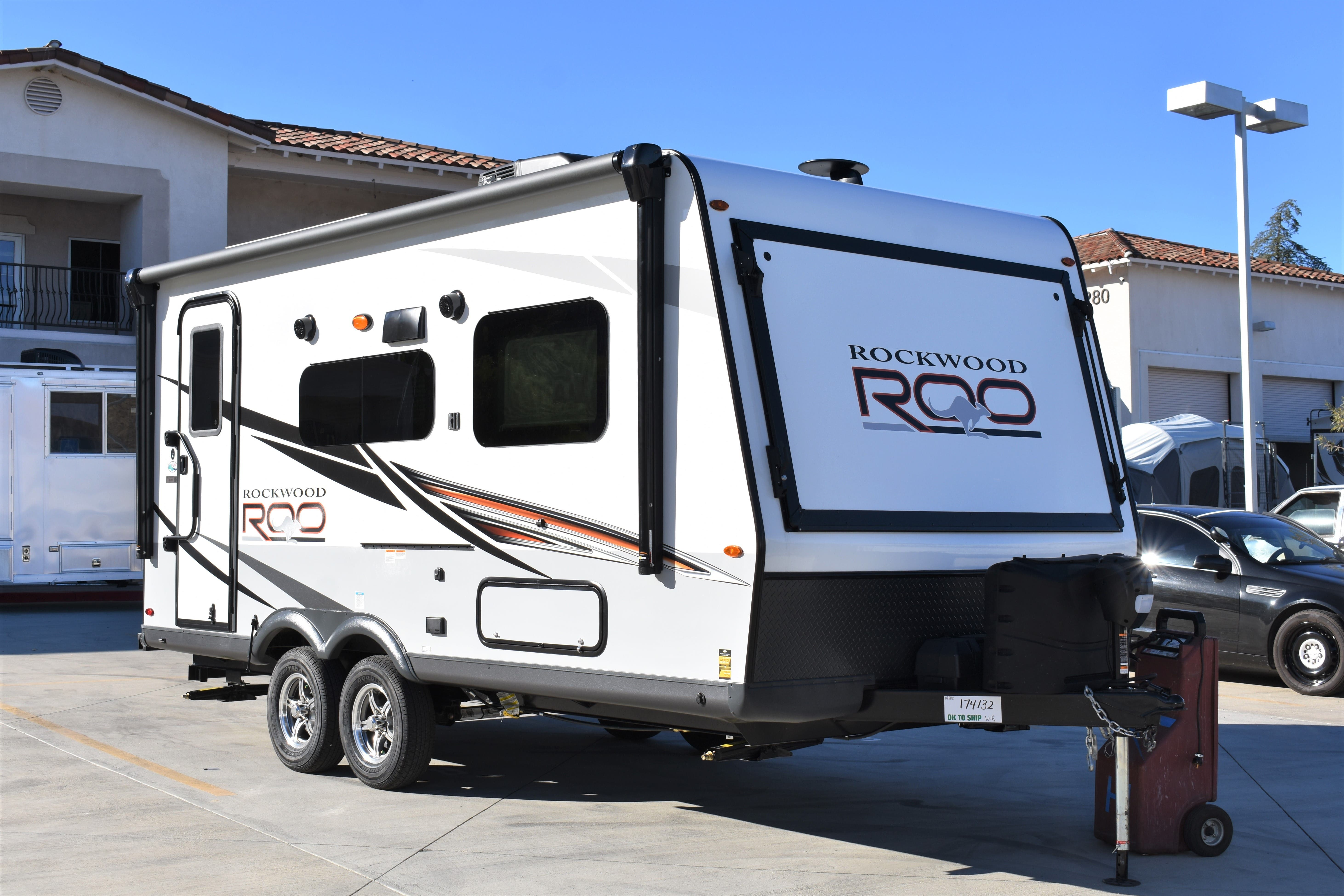 2021 Forest River Rockwood Roo 19 - Castaic, CA - 2203092 ...