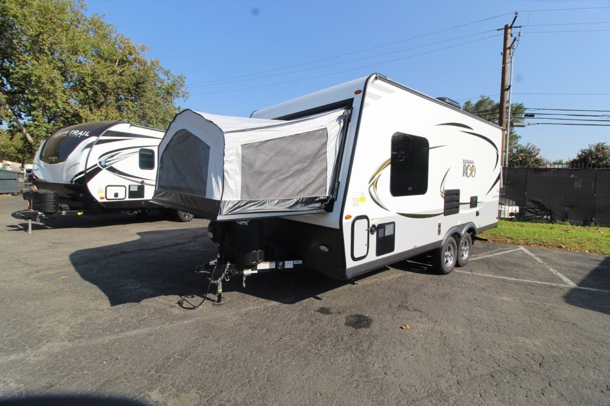 2021 Forest River Rockwood Roo 19 - Downey, CA - FRW1879 ...