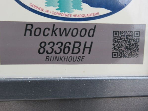 2021 Forest River Rockwood Signature Ultra Lite 8336BH Thumbnail