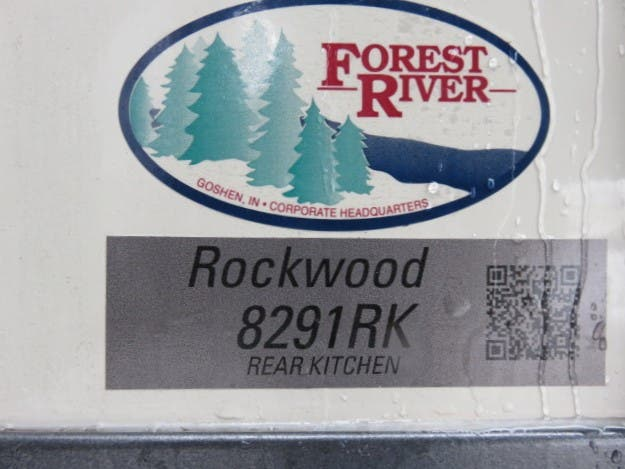 2021 Forest River Rockwood Signature 8291RK Thumbnail