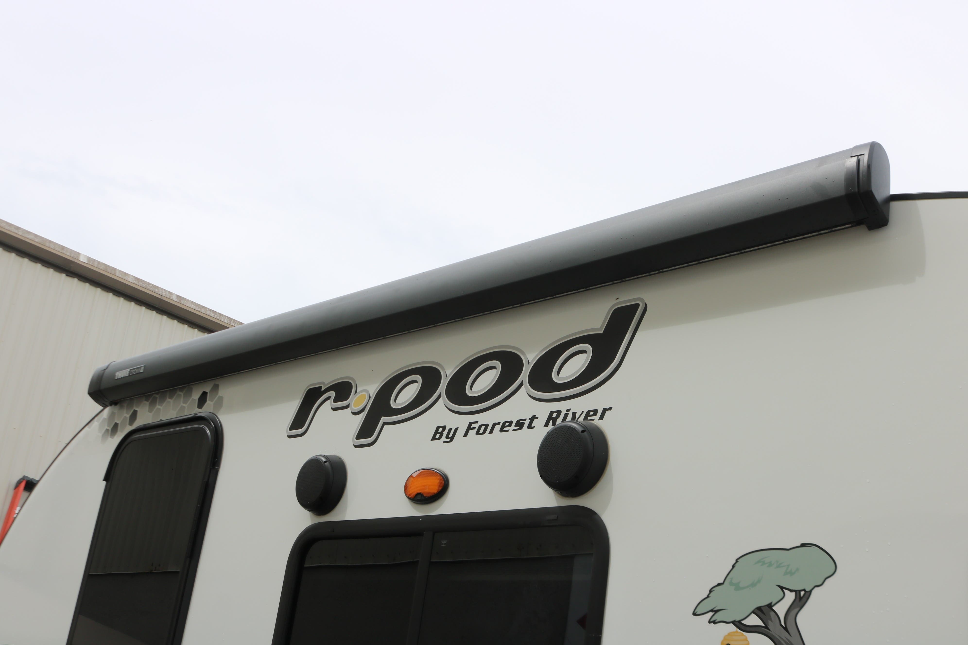 2021 Forest River r-pod 180 Thumbnail