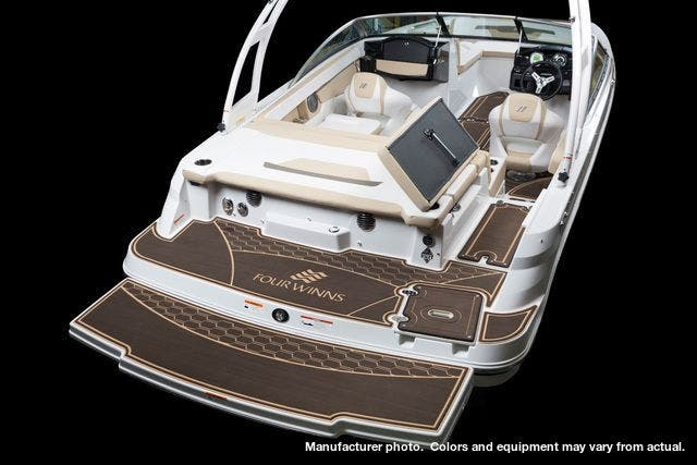 2021 Four Winns boat for sale, model of the boat is 20-HD2 & Image # 16 of 18