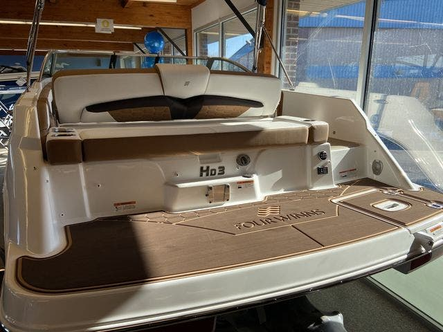 2021 Four Winns boat for sale, model of the boat is 22-HD3 & Image # 3 of 10