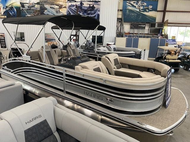 2021 Harris boat for sale, model of the boat is 230SOL/SLDH/TT & Image # 4 of 13