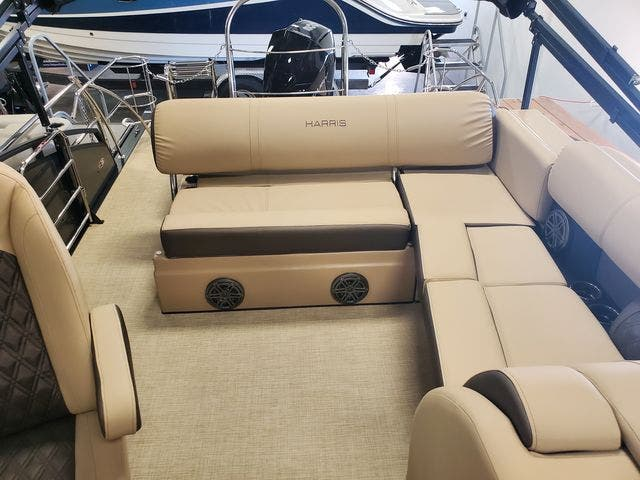2021 Harris boat for sale, model of the boat is 230SOL/SL/TT & Image # 3 of 8