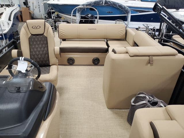 2021 Harris boat for sale, model of the boat is 230SOL/SL/TT & Image # 5 of 14