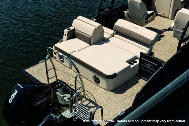 2021 Harris boat for sale, model of the boat is 230Sun/SLDH/TT & Image # 5 of 7