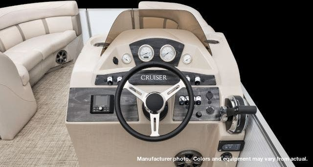 2021 Harris boat for sale, model of the boat is 250CX/SLDH/TT & Image # 4 of 6