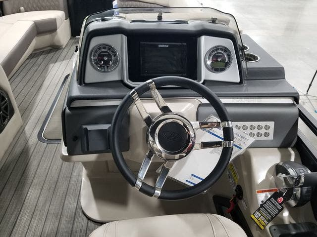 2021 Harris boat for sale, model of the boat is 250SOL/CWDH/TT & Image # 11 of 15