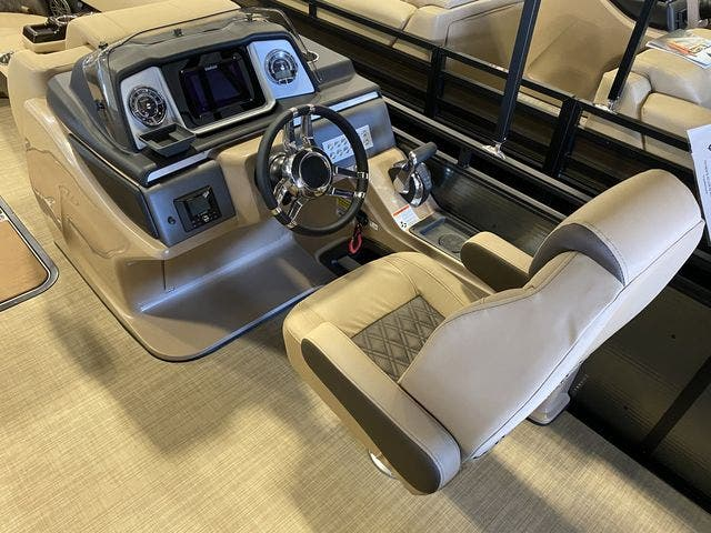 2021 Harris boat for sale, model of the boat is 250SOL/SLDH/TT & Image # 7 of 7