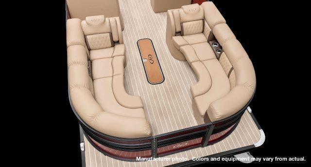 2021 Harris boat for sale, model of the boat is 250Sun/SLDH/TT & Image # 7 of 8