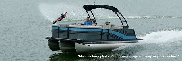 2021 Harris boat for sale, model of the boat is 250Sun/SLDH/TT & Image # 3 of 8