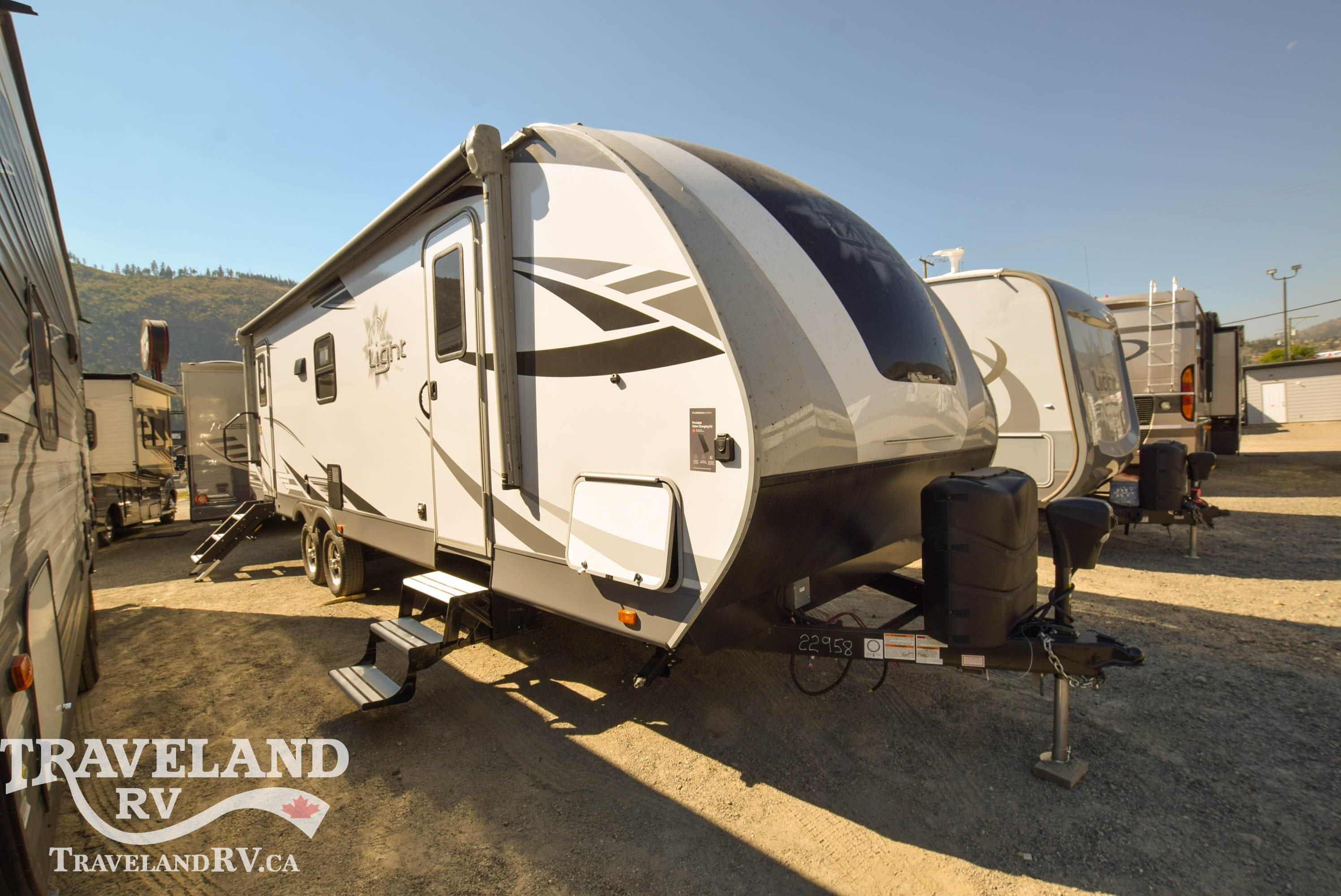 2021 Highland Ridge Open Range Light LT260RLS