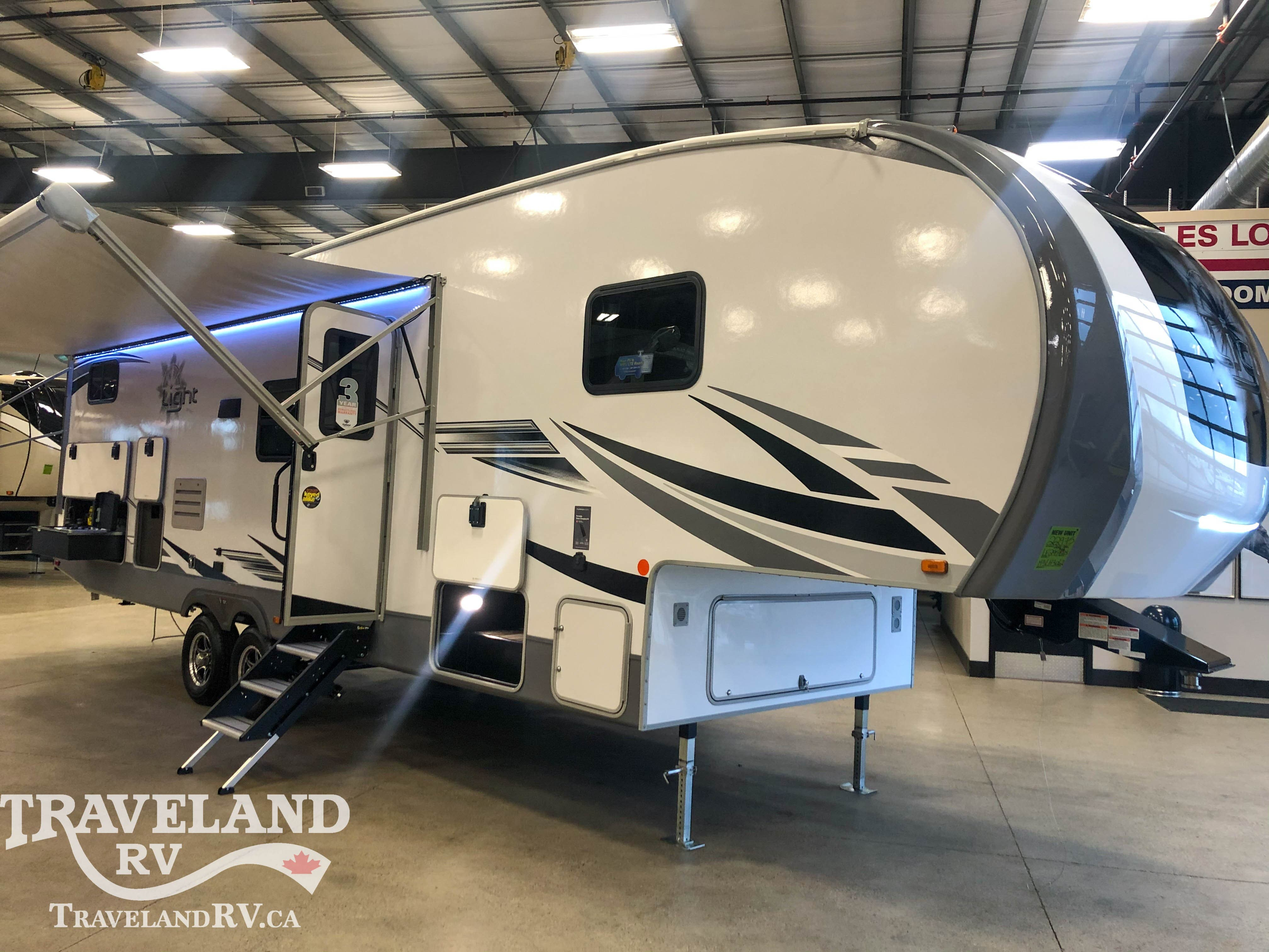 2021 Highland Ridge Open Range Light LF295BHS