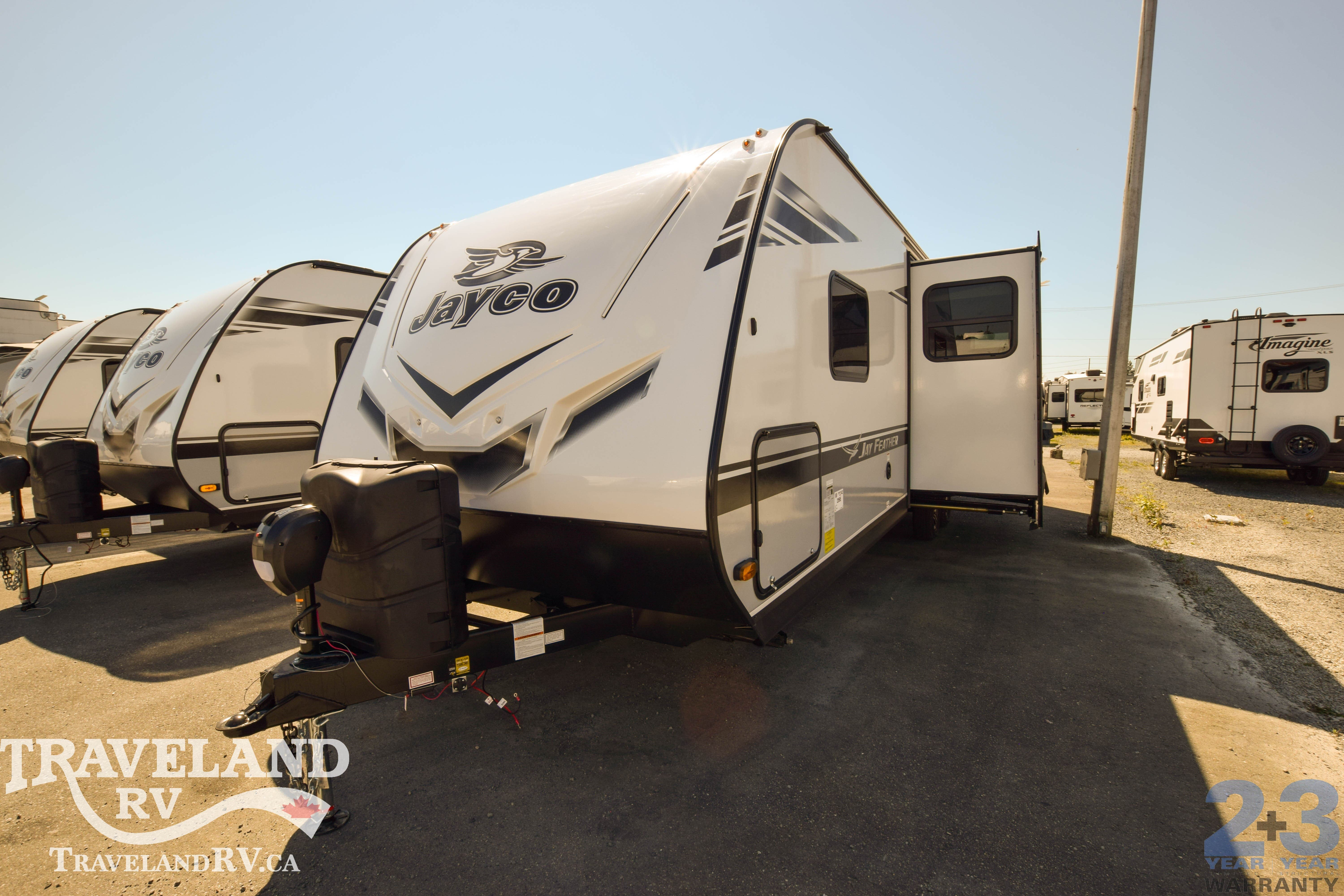 2021 Jayco Jay Feather 27BHB Thumbnail