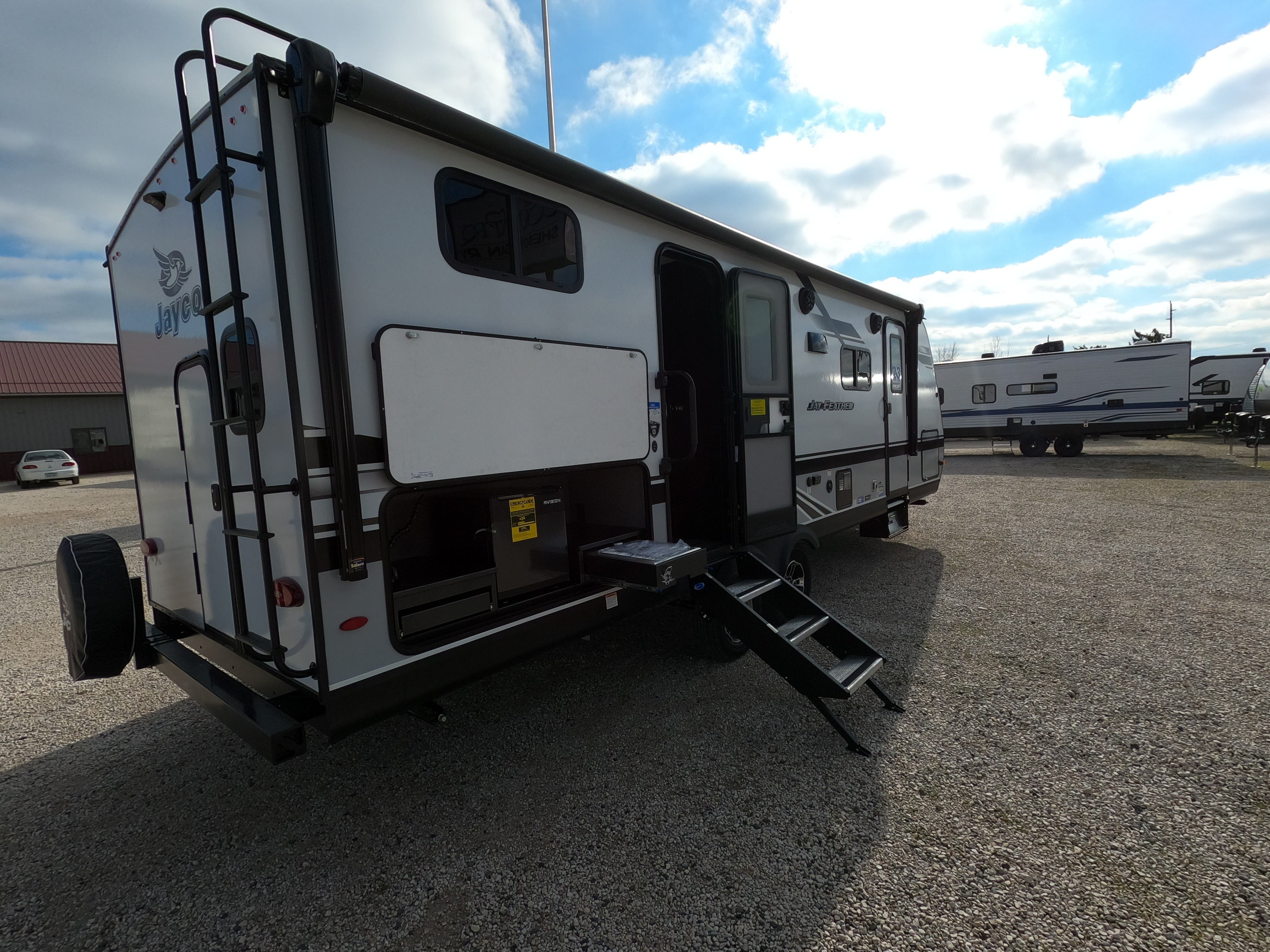 2021 Jayco Jay Feather 24BH - Cleveland, WI - SHV474 for ...