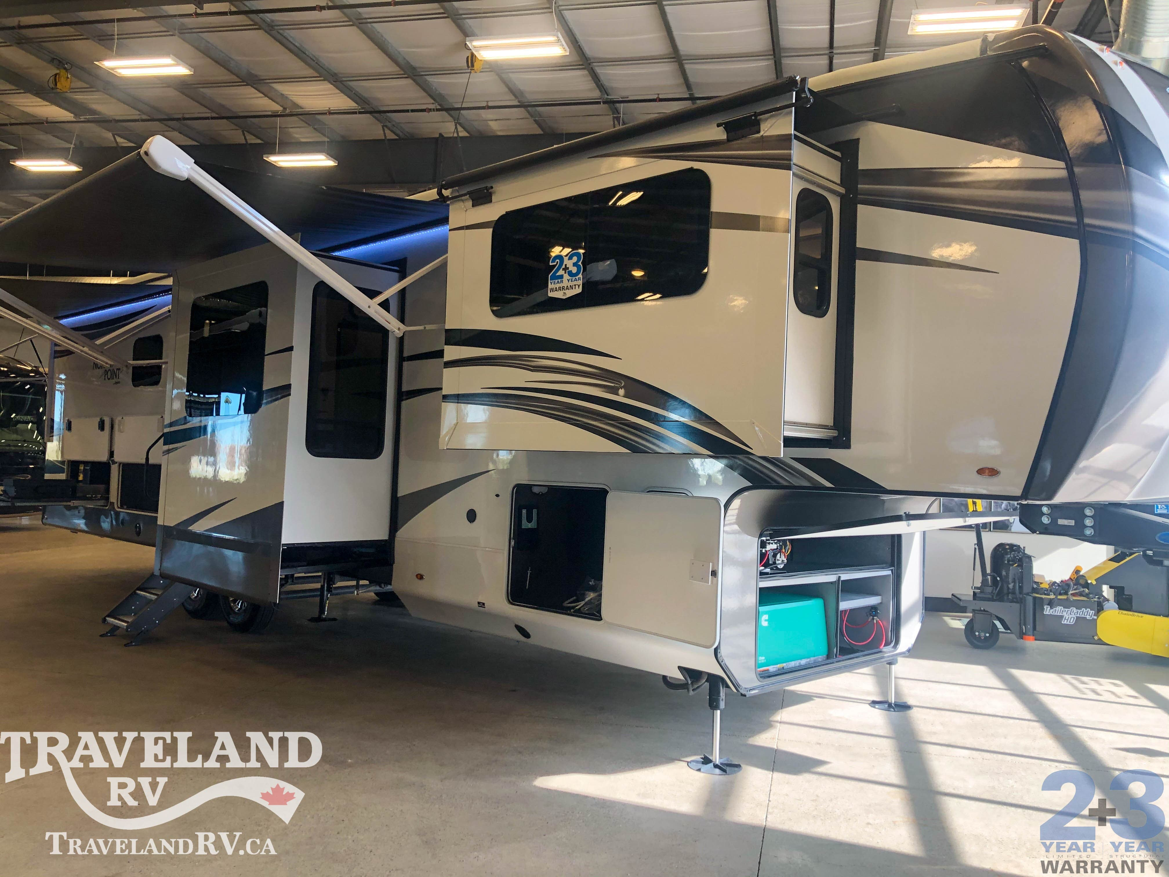 2021 Jayco North Point 382FLRB Thumbnail