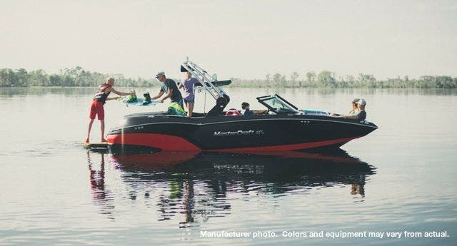 2021 Mastercraft boat for sale, model of the boat is NXT-22 & Image # 7 of 10