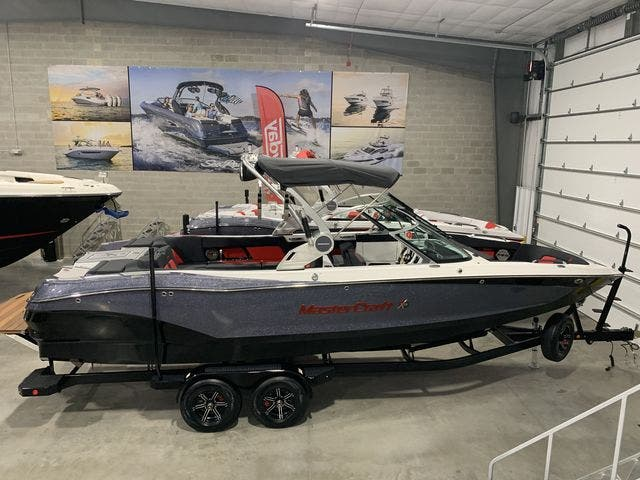 2021 Mastercraft boat for sale, model of the boat is X26 & Image # 5 of 11