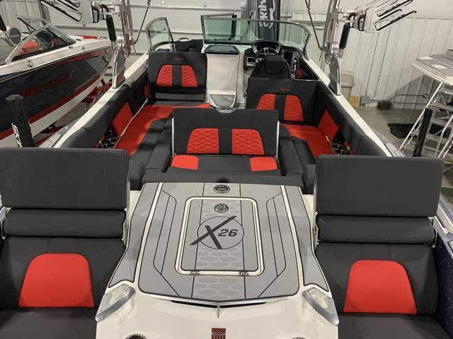 2021 Mastercraft boat for sale, model of the boat is X26 & Image # 8 of 11