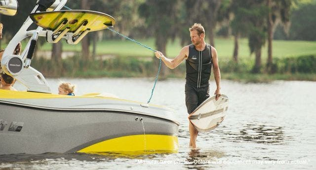 2021 Mastercraft boat for sale, model of the boat is XT-22 & Image # 7 of 13