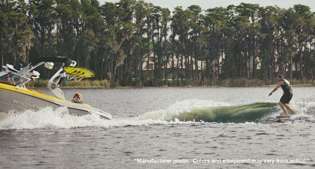 2021 Mastercraft boat for sale, model of the boat is XT-22 & Image # 8 of 13
