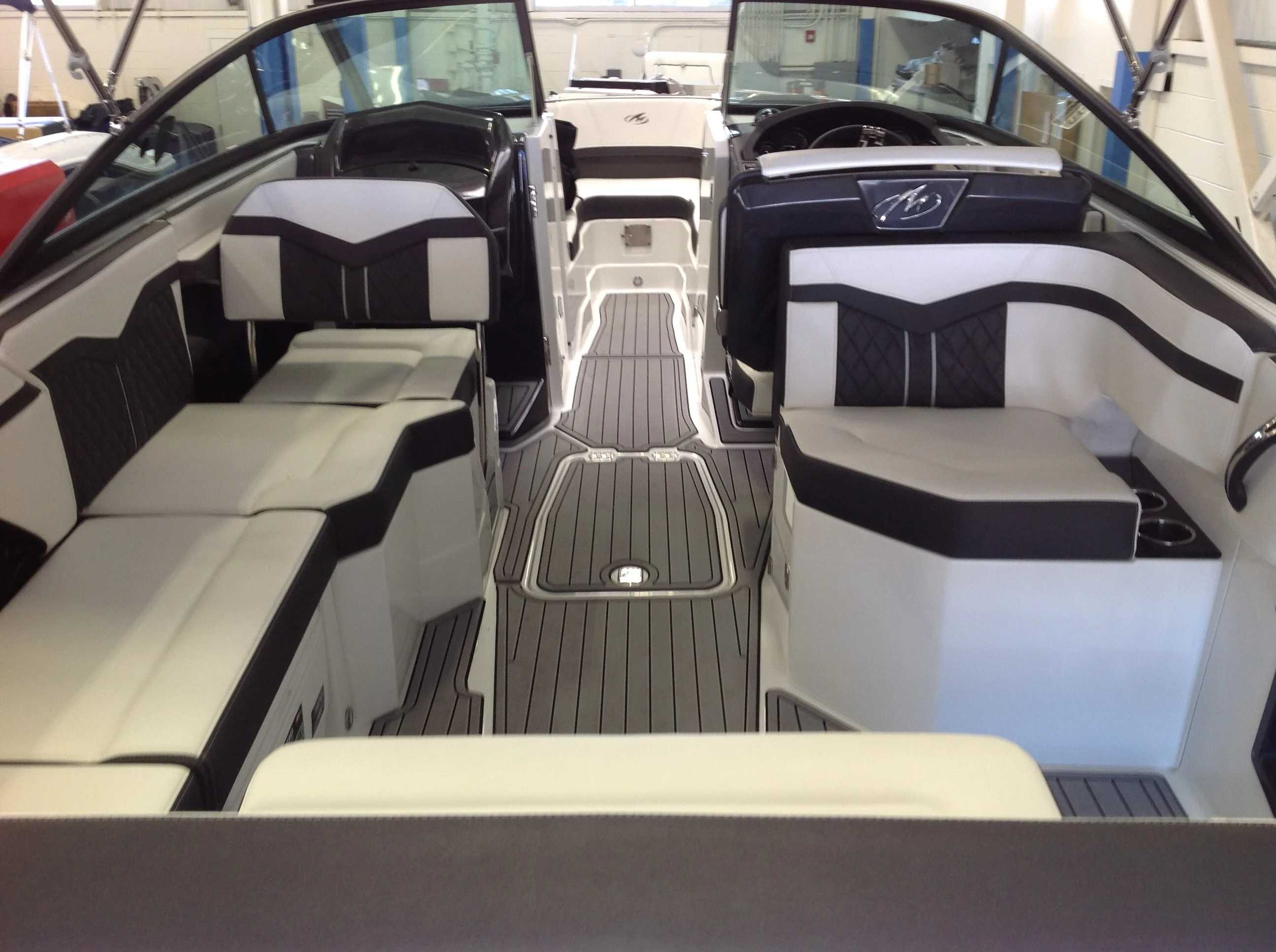 2022 Monterey boat for sale, model of the boat is 258SS & Image # 15 of 18