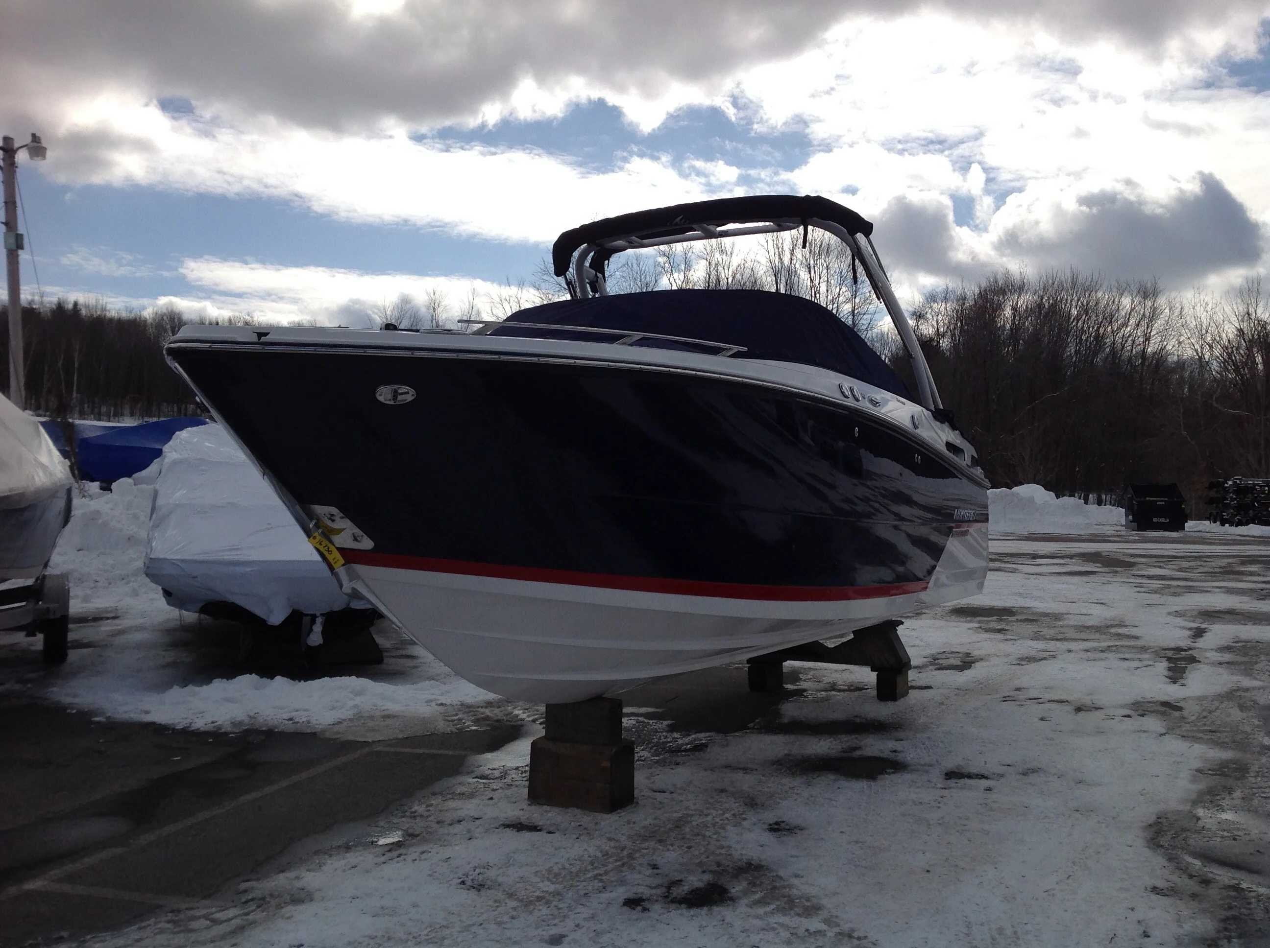 2021 Monterey boat for sale, model of the boat is 258ss & Image # 4 of 9