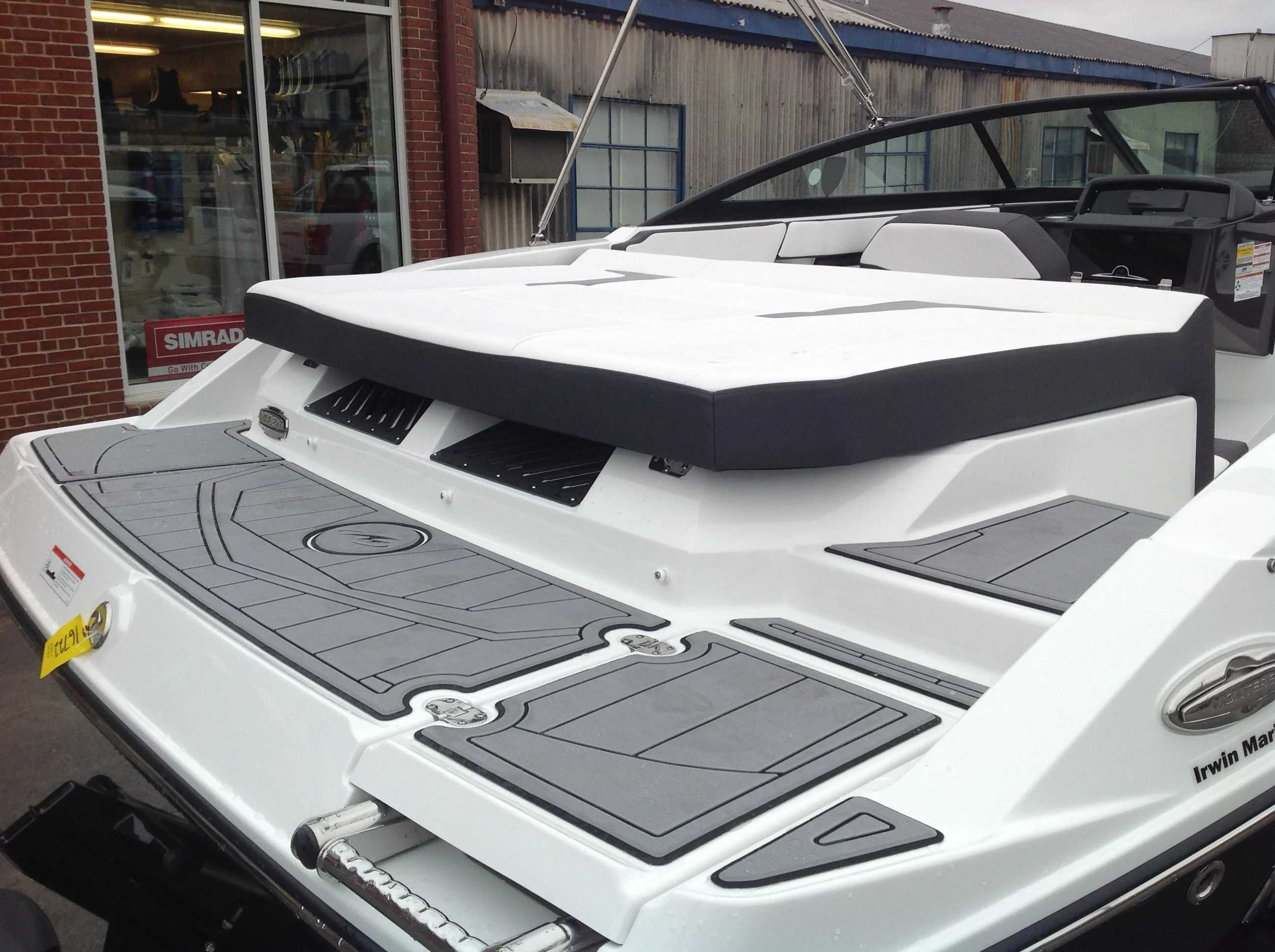 2021 Monterey boat for sale, model of the boat is M20 & Image # 12 of 13