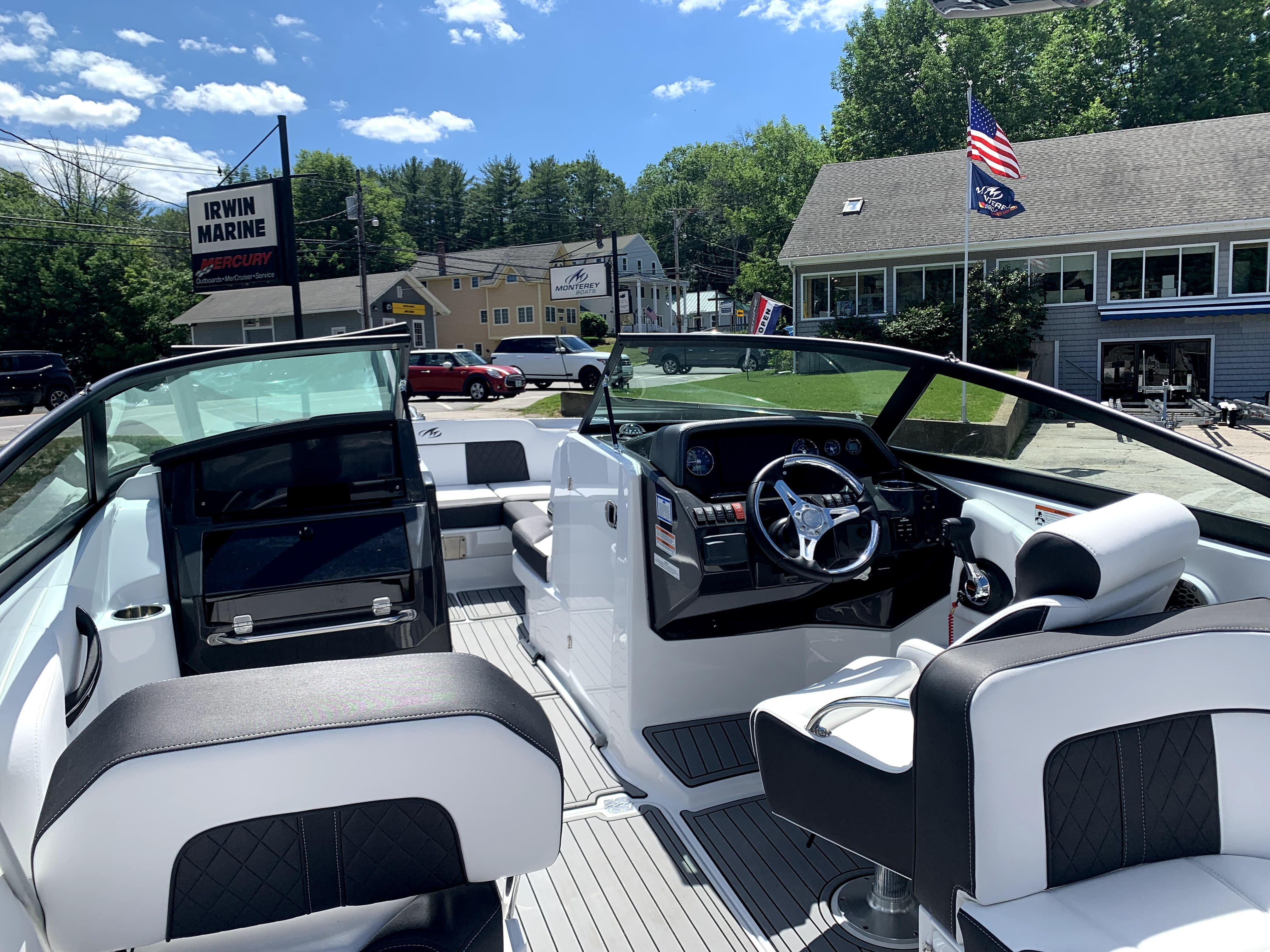 2021 Monterey boat for sale, model of the boat is M65 & Image # 5 of 12